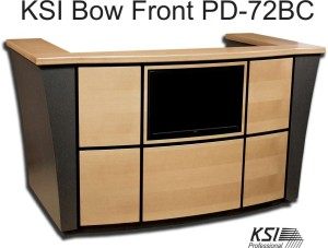 KSI Bow Front PD72BC