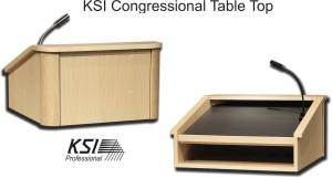 KSI Congressional Table Top